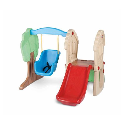Playground Balanço e Escorregador Hide & Seek Little Tikes