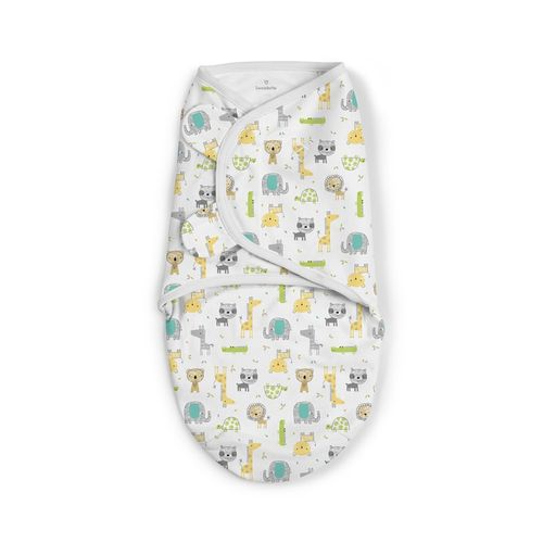 Cueiro Swaddleme Safari PM Summer