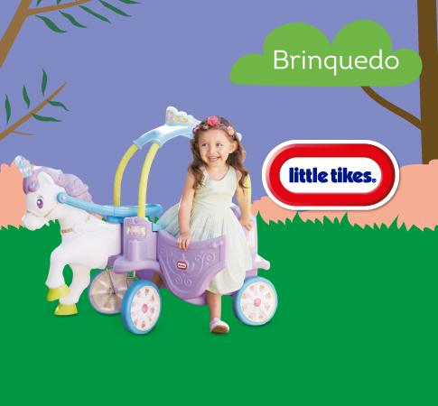 Brinquedos da marca Little Tikes