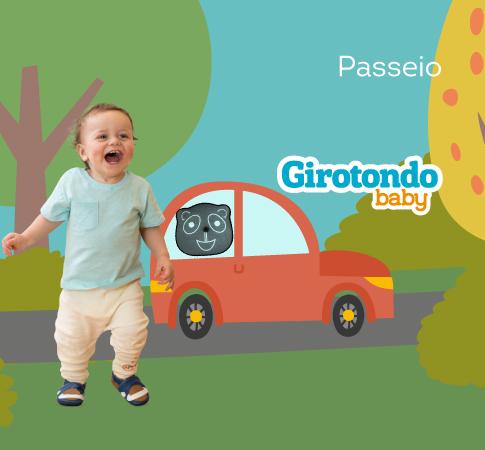 Linha Girotondo Baby Passeio